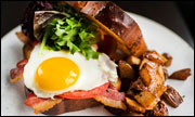 Copper Grouse Big Breakfast Sandwich - Taconic, A Kimpton Hotel - Manchester Village, VT