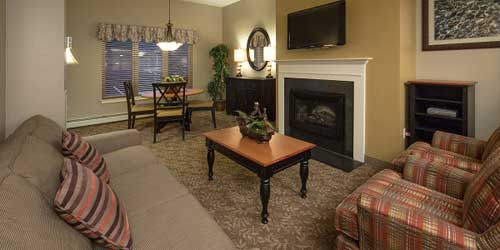 Villas Living Holiday Inn Club Vacations Mount Ascutney Resort Brownsville Vermont