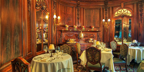 Dining Room 500x250 - Castle Hill Resort - Proctorsville, VT
