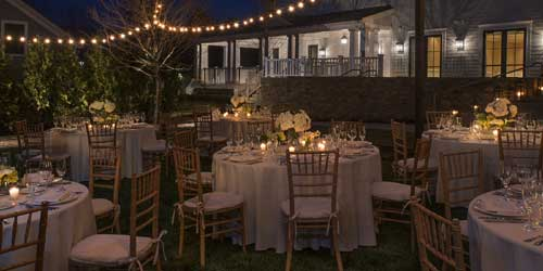 Luxury Wedding Taconic - A Kimpton Hotel Manchester Village Vermont