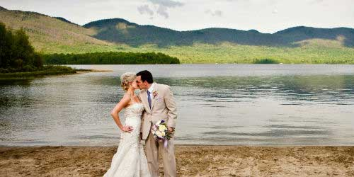 Wedding Couple - Mountain Top Inn & Resort - Chittenden, VT