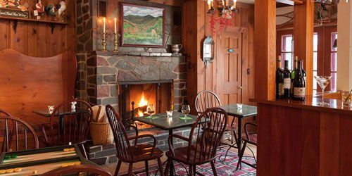 Dining Room - Inn at Westion - Weston, VT