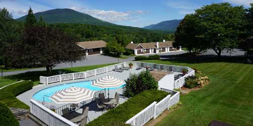 Pool & Mountain View - Manchester View - Manchester VT