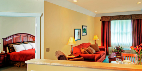 Suite - The Pointe Hotel at Castle Hill Resort - Proctorsville, VT