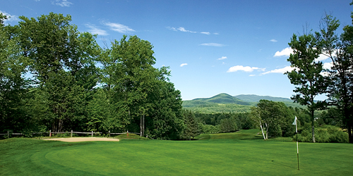 12th Hole - Lake Morey Resort - Fairlee, VT