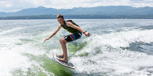 Wakeboard on the Lake - Basin Harbor - Vergennes, VT