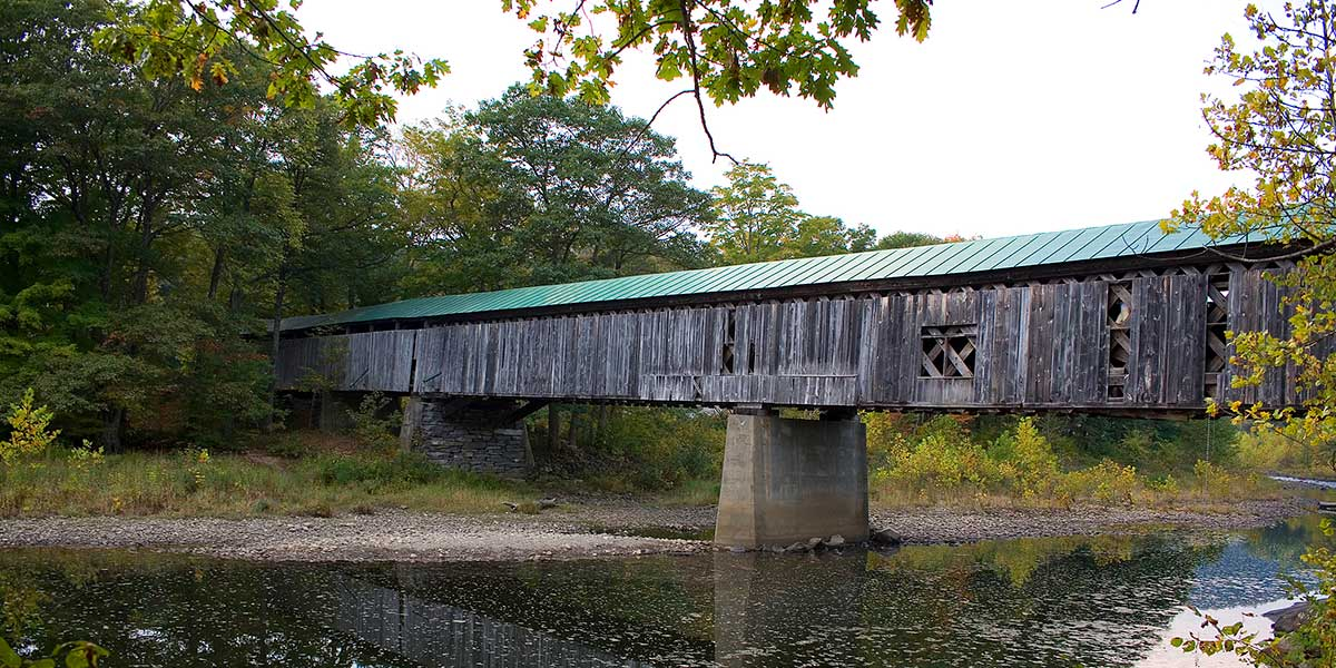 VT Covered Bridge