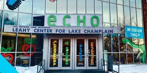 echo lahey center at lake champlain