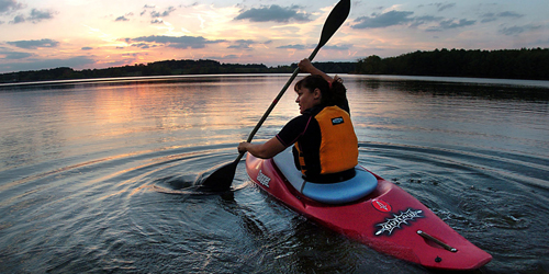Outdoors Package Kayak - Rabbit Hill Inn - Lower Waterford, VT
