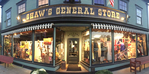 general stores in stowe for great things