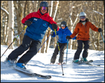 Ski Areas and Nordic Skiing in Vermont