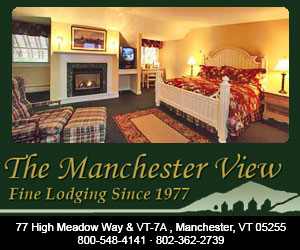 The Manchester View - Fine Vermont Lodging Since 1977