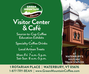 Green Mountain Coffee Visitors Center & Cafe - At Waterbury's Historic Train Station