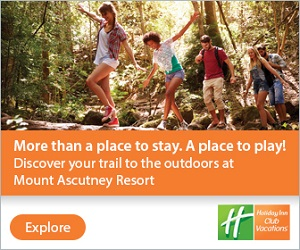 Start your Vermont Spring or Summer at Ascutney Mountain Resort - A Holiday Inn Club Vacation! Call 407-477-7021 or click here to learn more.