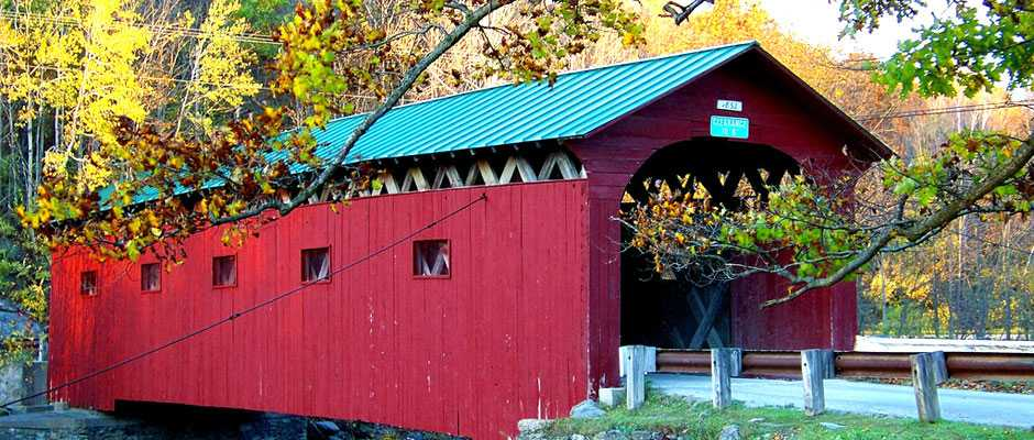 West Arlington Covered Bridge, VT